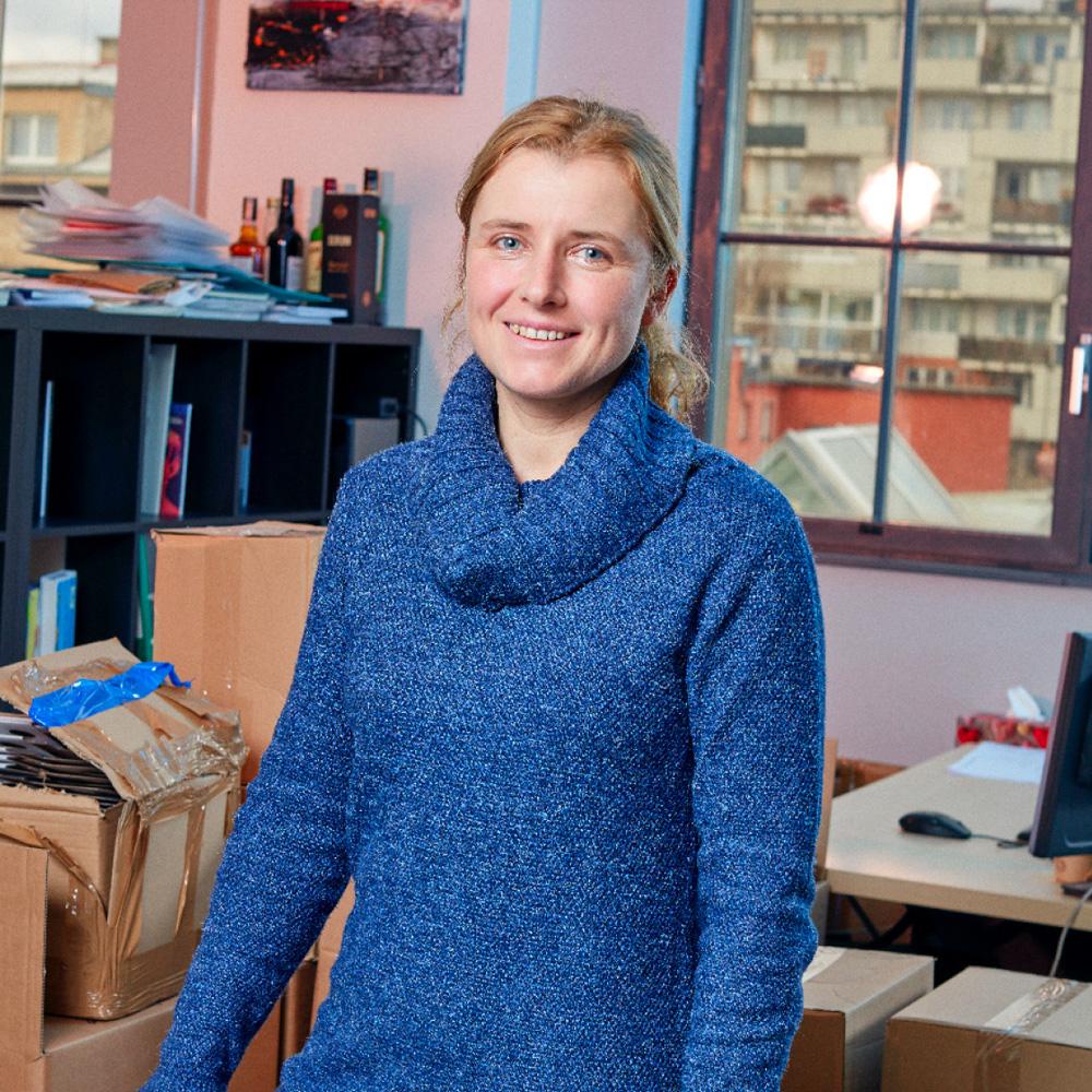 Magdalena Stolínová