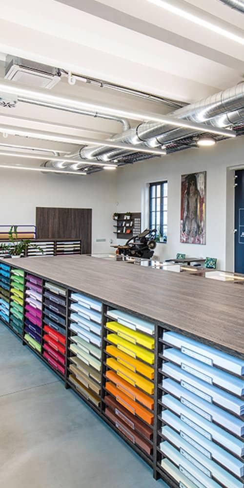 Designová prodejna a unikátní vícefunkční prostor. Vítejte ve Světě papíru!